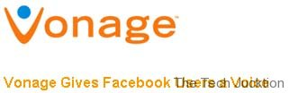vonage facebook application talkfree