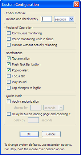 check4change firefox 4 custom settings