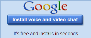 google voice and video plugin