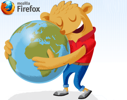 older version of mozilla firefox