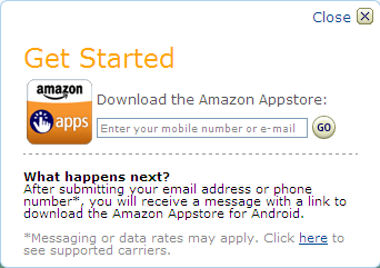 how to get an asin number from amazon