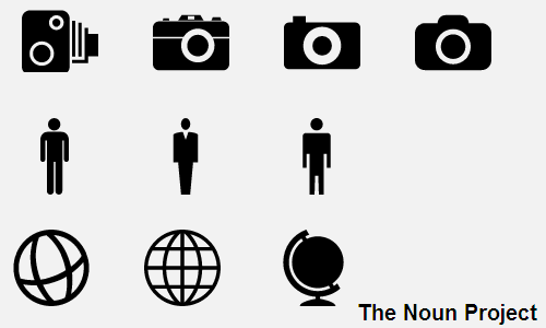 The Noun Project - Free icons