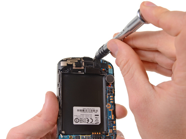 samsung galaxy nexus teardown