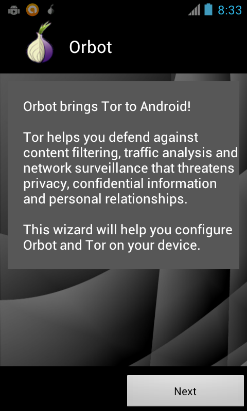 Orbot brings Tor to Android