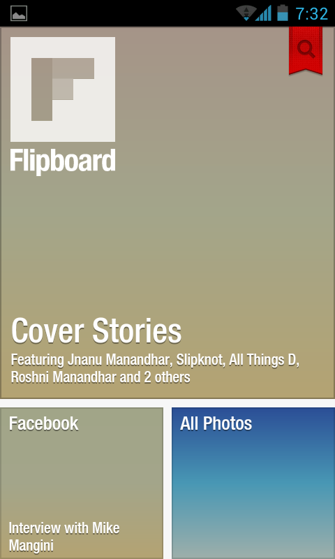 Flipboard Beta for Android