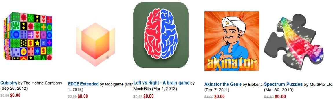 amazon free brain game sale