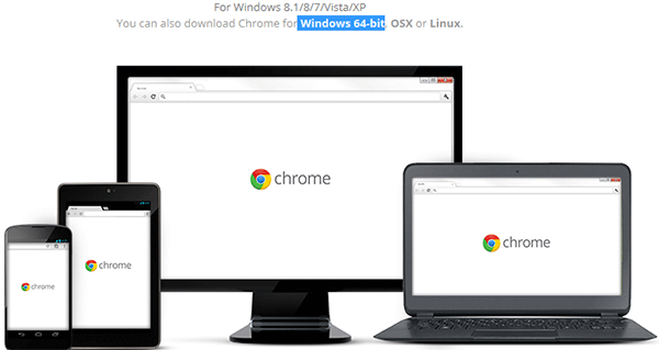 google chrome 64-bit offline installer
