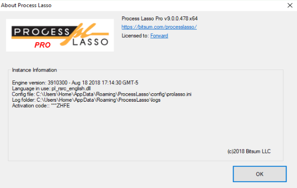 Process Lasso Pro Giveaway