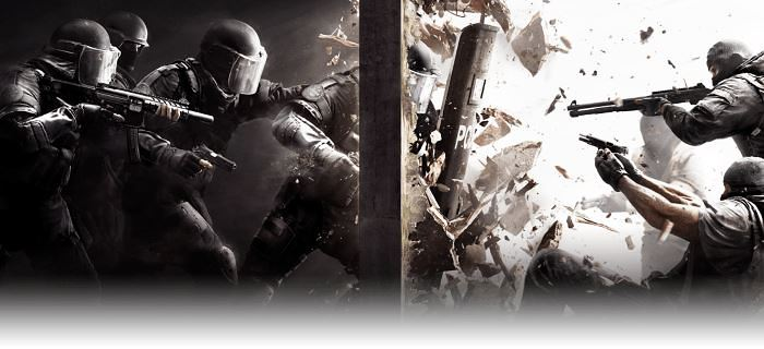 Rainbow Six Siege keys