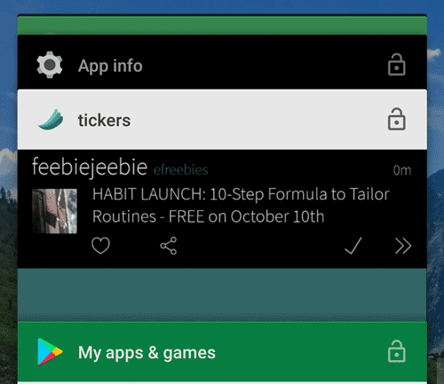 android multitasking